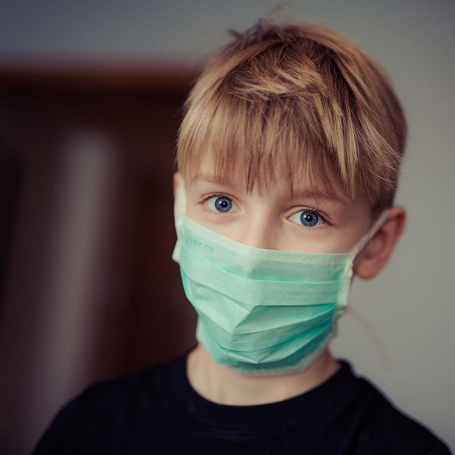 CDC Update States Children Should Also Wear a Face Mask ...