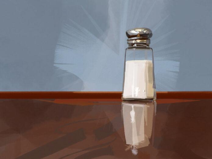 Salt Water Gargles Kill Coronavirus