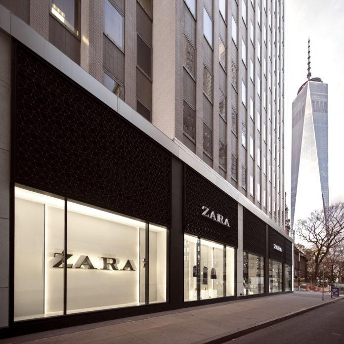 Coronavirus Pandemic, Zara Stores Closing Worldwide