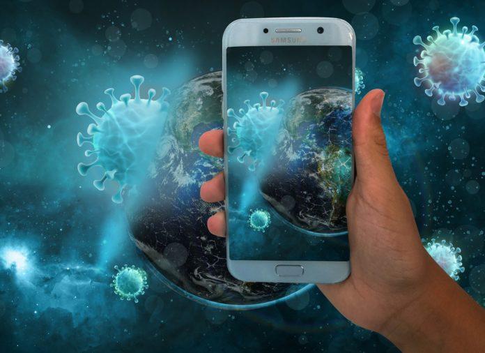 Covid-19 screening using smartphones