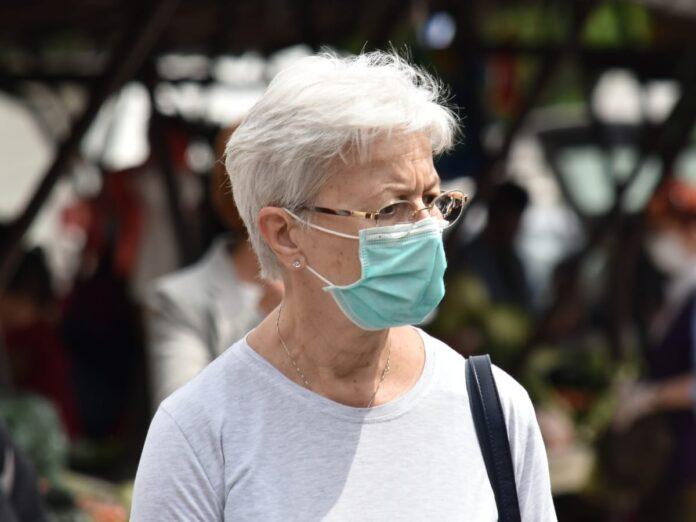 Incorrect Use of Face masks