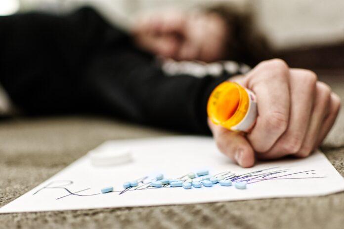 increase in drug overdoses