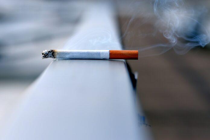 second-hand smoke