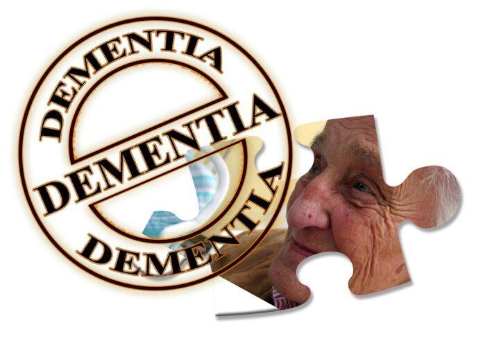 earliest signs of dementia
