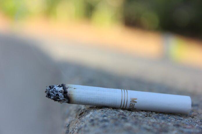 graphic warnings on cigarette packs