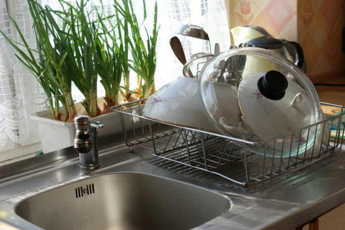 Clean Kitchen Good Health