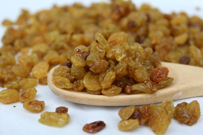 jaggery and raisin weight loss