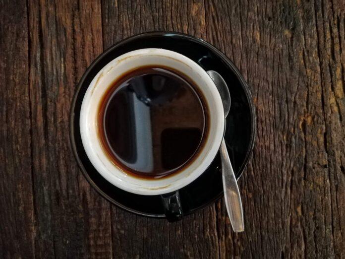 coffee empty stomach
