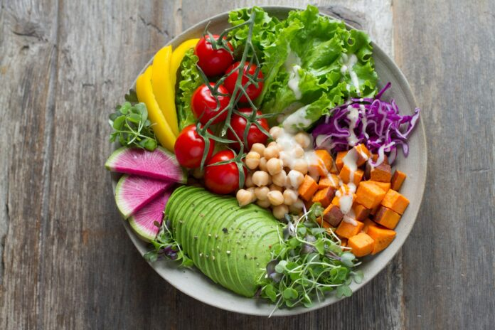 plant-based diet for mental health