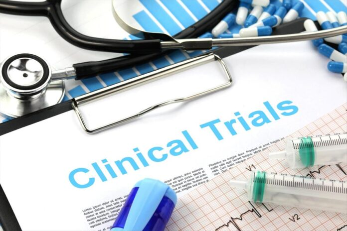 COVID-19 clinical trials