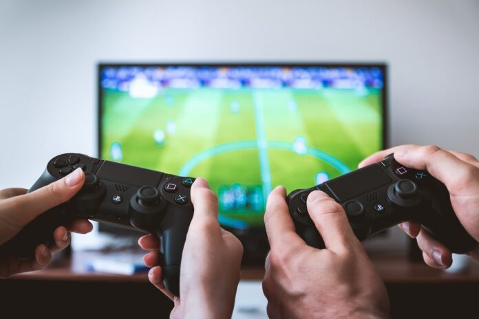 video games mental health benefits