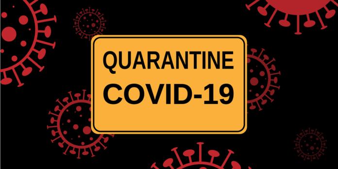 7 days quarantine period