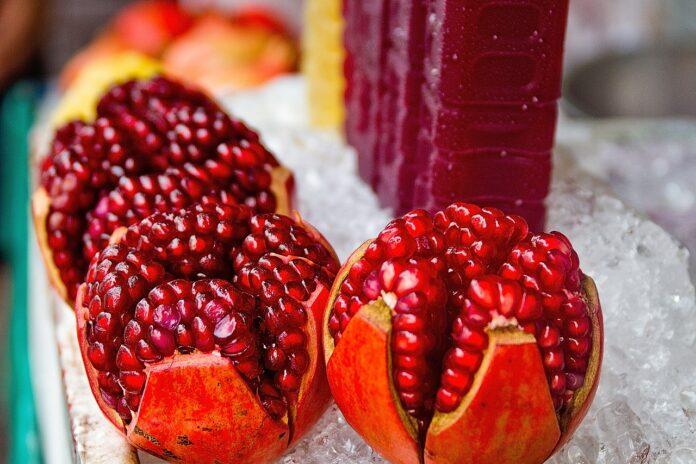 Pomegranate COVID-19