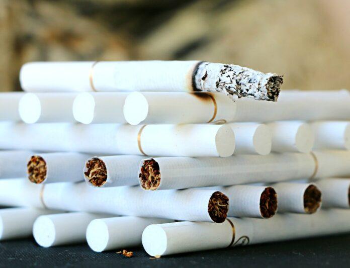 Marijuana and Tobacco Smoke