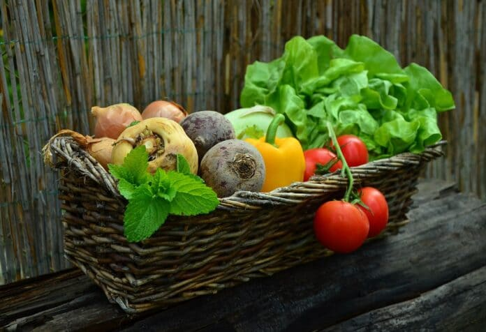 coffee vegetables and covid-19
